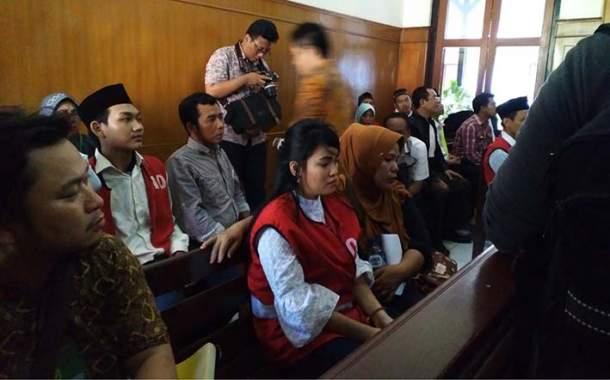Komplotan Rutan Medaeng Dituntut Penjara Belasan Tahun