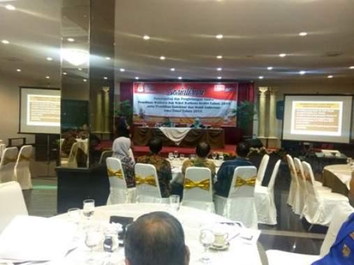 Sukseskan Pilkada, KPU Kota Kediri gelar Sosialisasi