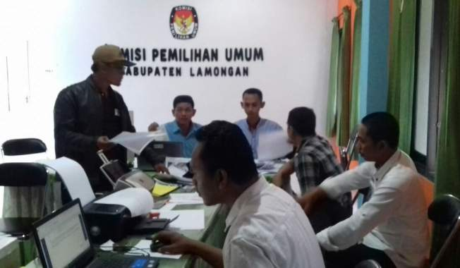 KPU Lamongan Mulai Lakukan Klarifikasi Dukungan DPD