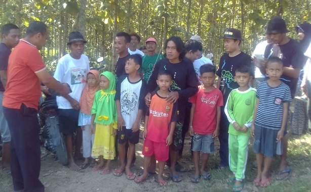 Jelang Ramadhan, Relawan Jokowi Santuni Yatim-piatu