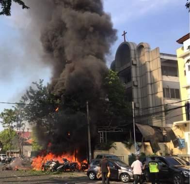 Civitas Academica Unair-ITS Mengutuk Aksi Teror Bom Gereja