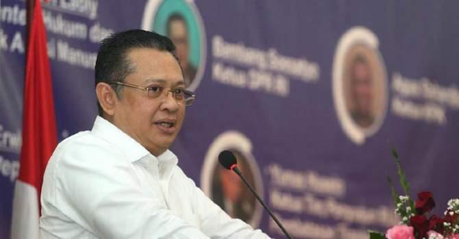 Ketua DPR: Revisi UU Terorisme Selesai Mei