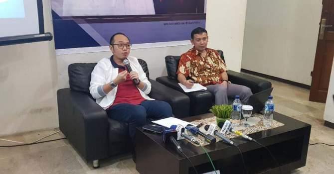 Charta Politika: Jokowi-Ma'ruf 53,2%, Prabowo-Sandi 34,1%