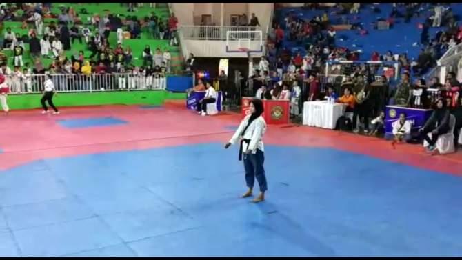 Atlet Muda Taekwondo Asal Kab Probolinggo Masuk Timnas