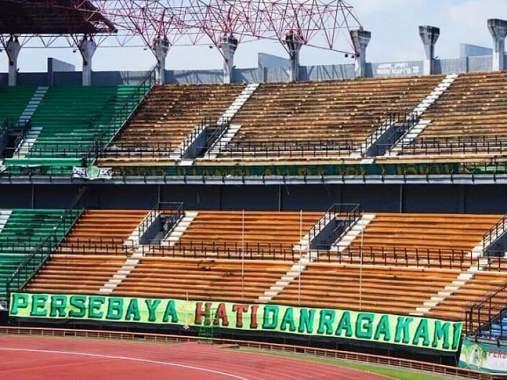 Soal Tarif GBT, Pemkot Surabaya Istimewakan Persebaya