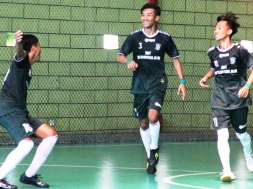 Futsal Putra Surabaya Lolos ke Semifinal Porprov VI/2019