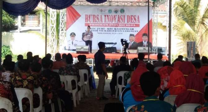 Bursa InovasiDesa,Wahana Pertukaran programPembangunan Desa