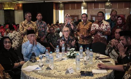 Silaturahmi Kebangsaan, Menhan: Pancasila Tak Bisa Ditawar Lagi